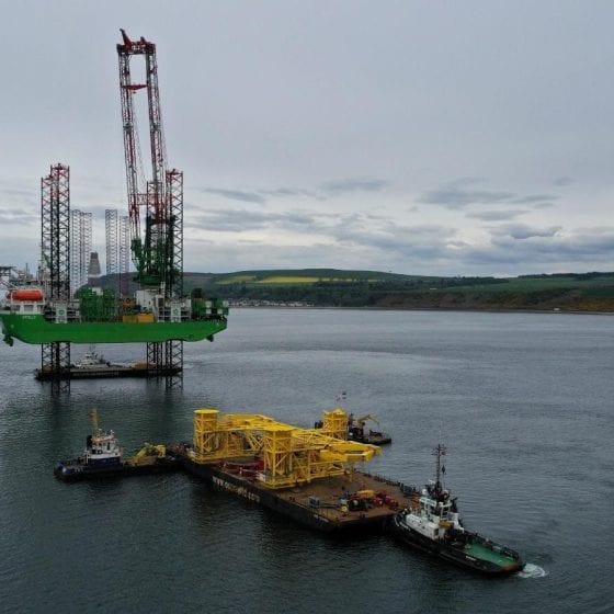 vessel mobilisation