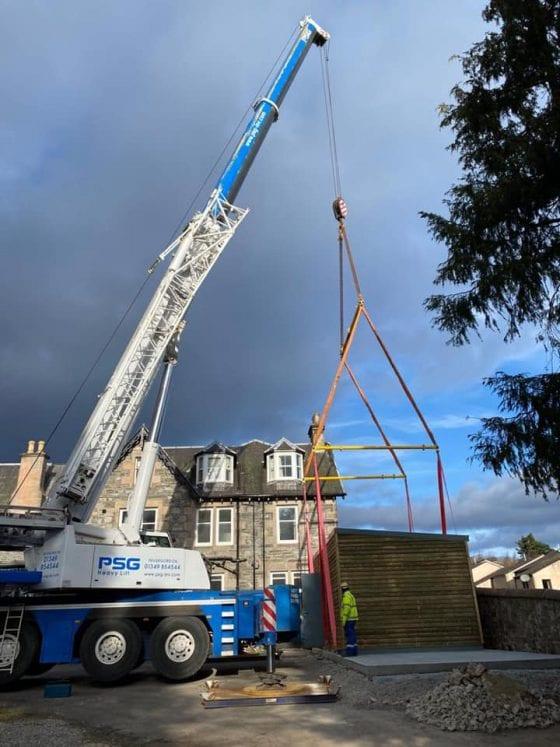 Crane Hire Inverness